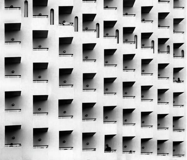 Balcony Photograph - E by Ayoze Hern??ndez Tirado