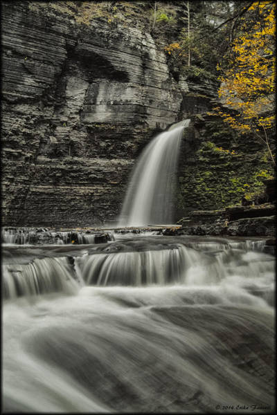 Photograph - Eagle Cliff by Erika Fawcett