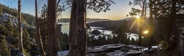 Emerald Bay Photograph - Eagle Falls Exploration by Jeremy Jensen