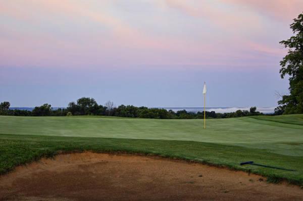 Photograph - Eagle Knoll Golf Club - Hole Eleven by Cricket Hackmann