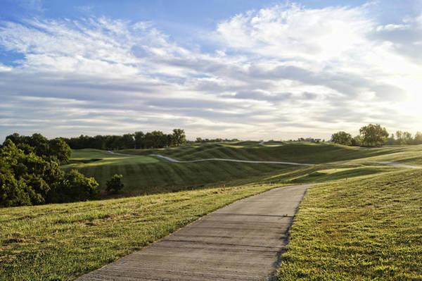 Photograph - Eagle Knoll Golf Club - Hole Four by Cricket Hackmann