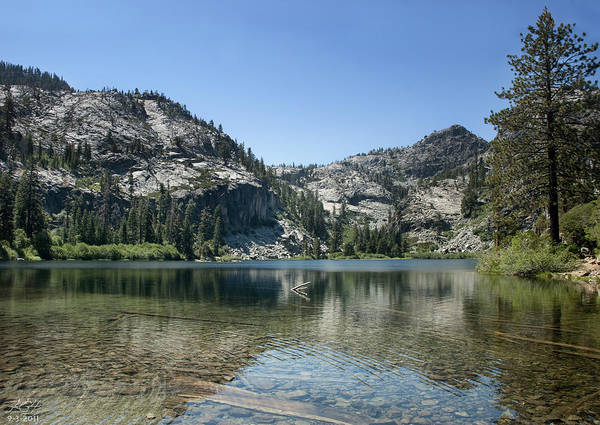 Photograph - Eagle Lake by Kenneth Hadlock