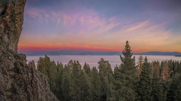Wall Art - Photograph - Eagle Rock Sunset by Jeremy Jensen