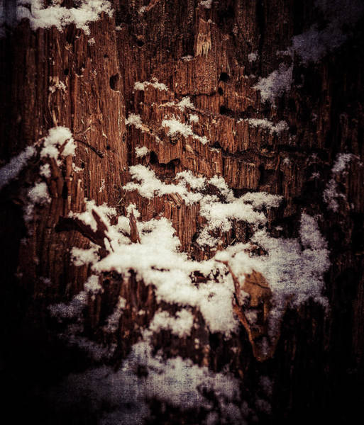 Bore Hole Wall Art - Photograph - Eagle's Nest After Snow by Frank Winters