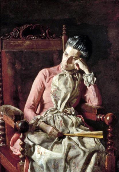 Wall Art - Painting - Eakins by Granger