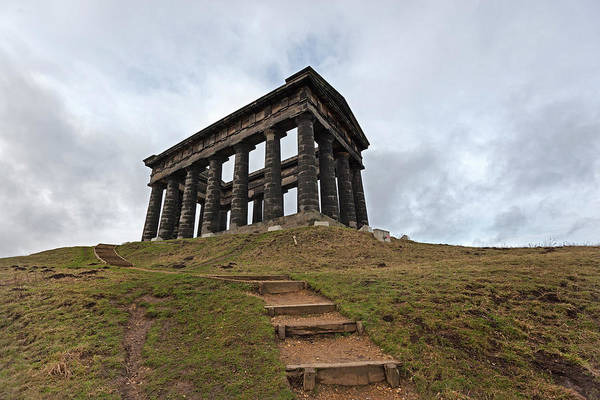 Sunderland Wall Art - Photograph - Earl Of Durhams Monument Commonly by John Freeman