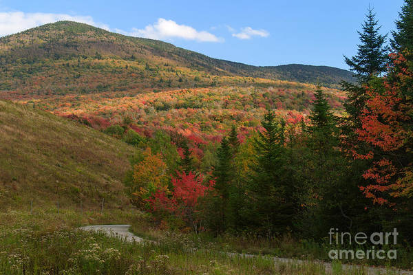 Photograph - Early Autumn At Mount Snow by Charles Kozierok