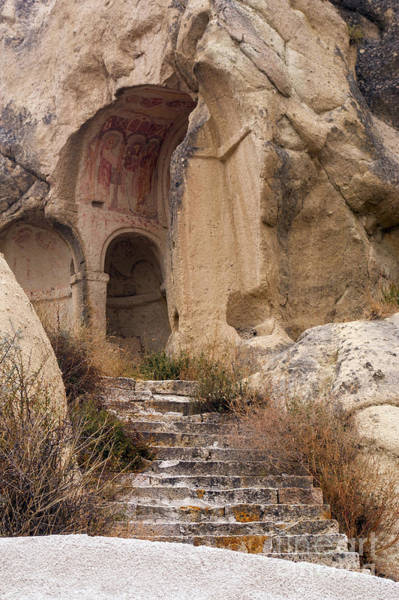 Photograph - Early Christian Monastery  by Bob Phillips
