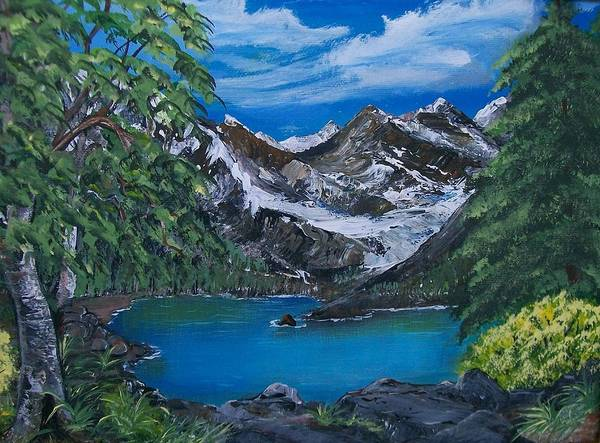 Painting - Early Dawn by Sharon Duguay