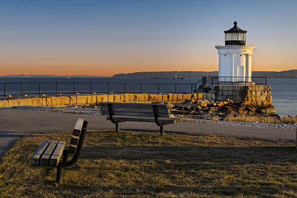 Photograph - Early Morning At Bug Lighthouse by Susan Candelario