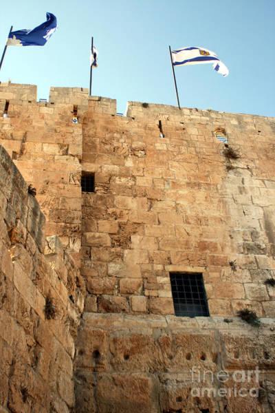 Photograph - Jaffa Gate by Doc Braham