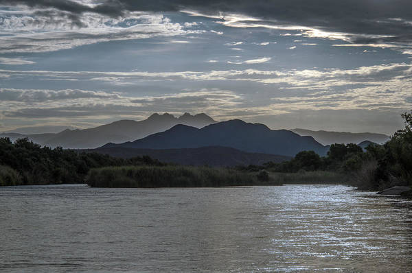 Photograph - Early Morning At The Salt River by Tam Ryan
