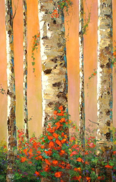 Wall Art - Painting - Early Morning by Marilyn Hurst