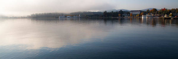 Photograph - Early Morning On Lake George by David Patterson