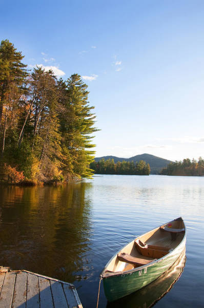 Photograph - Early Morning On Lake Placid by Brenda Kean
