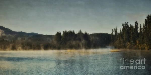 Yukon Photograph - Early Morning by Priska Wettstein