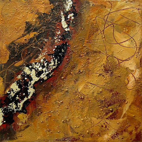 Painting - Earth Abstract Three by Lance Headlee