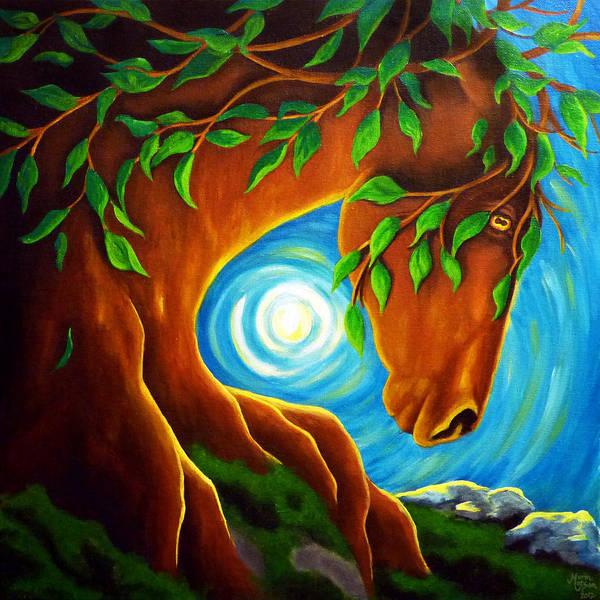 Earth Elder Art Print