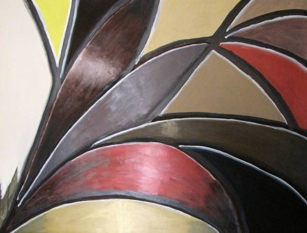 Wall Art - Painting - Earth Tones by William Bryant