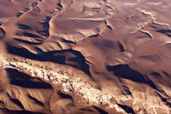 Photograph - Earthmarks 2 by Sylvan Adams
