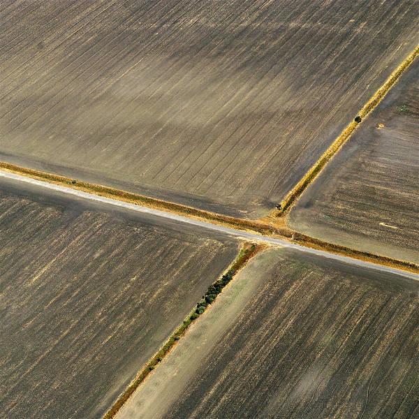 Photograph - Earthworks 2 by Sylvan Adams