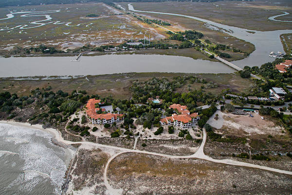 Jekyll Island Photograph - East Coast Georgia by Betsy Knapp