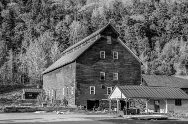 Photograph - East Monitor Barn  7d09227 by Guy Whiteley