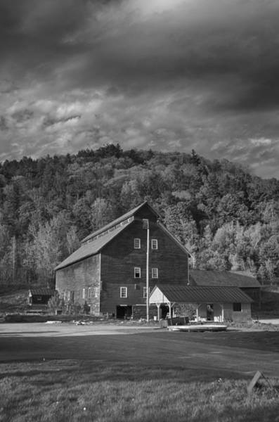 Photograph - East Monitor Barn   7d09228 by Guy Whiteley