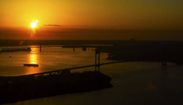 Photograph - East River Sunrise by Greg Reed
