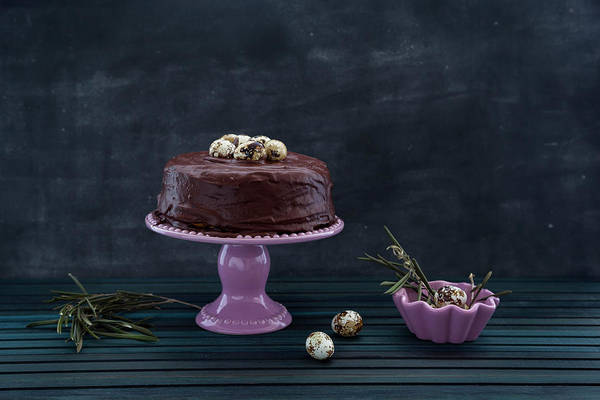 Styling Photograph - Easter Eggs by Flavia Morlachetti
