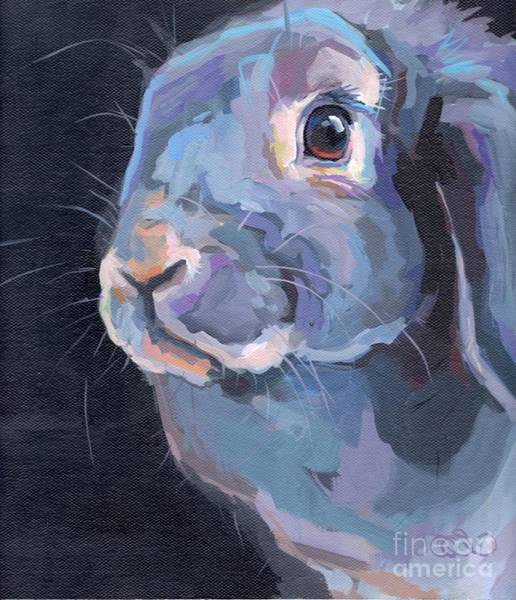 Wall Art - Painting - Easter Lop by Kimberly Santini