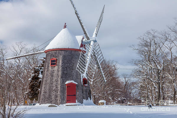 Photograph - Eastham Windmill by Susan Cole Kelly