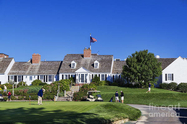 Membership Photograph - Eastward Ho Golf Course by John Greim