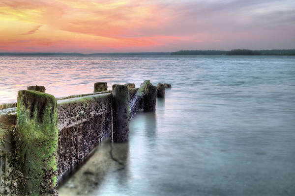 Photograph - Eatons Neck by JC Findley