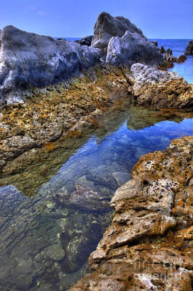 Photograph - Ebb Tide by Tad Kanazaki