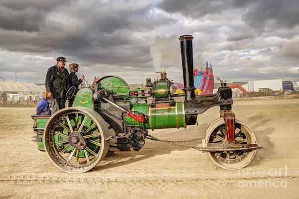 Traction Photograph - Ebenezer  by Rob Hawkins