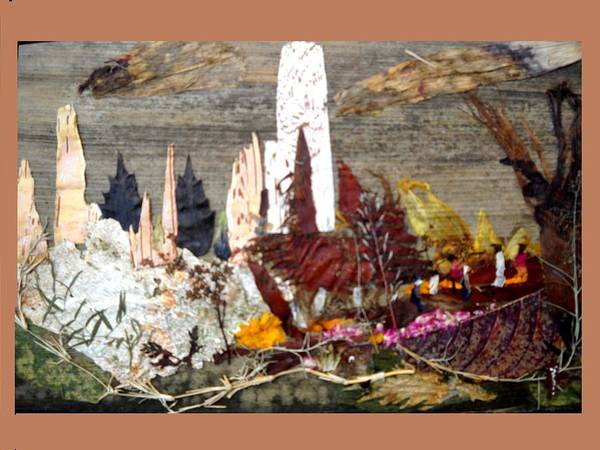 Eco Friendly Mixed Media - Ecological Disturbance by Basant Soni