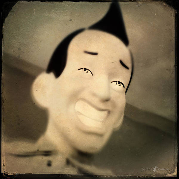 Photograph - Ed Grimley by Tim Nyberg
