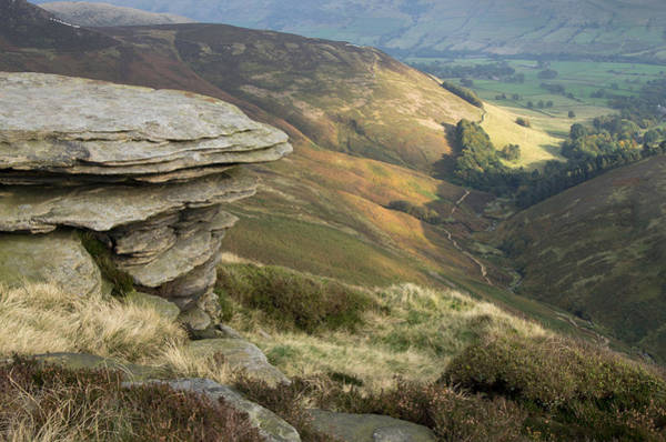 Photograph - Edale View by Pete Hemington