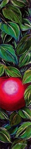 Manzana Wall Art - Painting - Eden by Barney  Ortiz