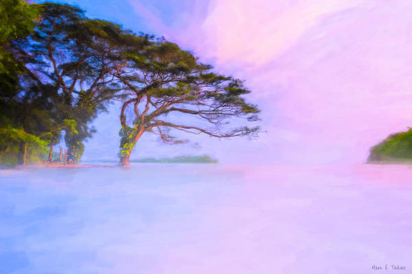 Wall Art - Photograph - Edge Of A Dream - Lake Nicaragua Landscape by Mark Tisdale