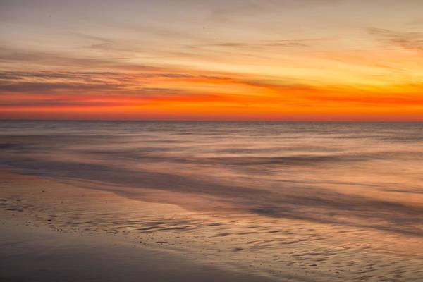 Photograph - Edisto Beach Sunrise 08 by Jim Dollar