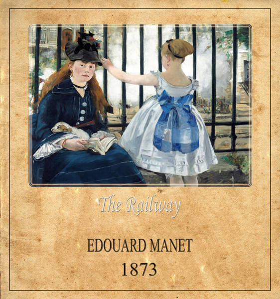 Photograph - Edouard Manet 2 by Andrew Fare