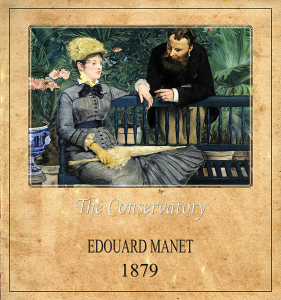 Photograph - Edouard Manet 3 by Andrew Fare