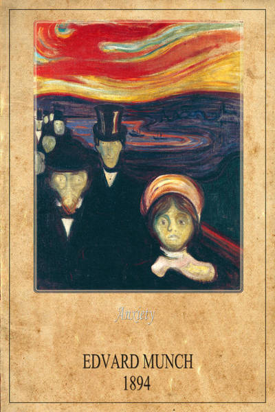 Photograph - Edvard Munch 2 by Andrew Fare