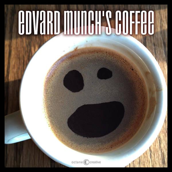 Photograph - Edvard Munchs Coffee by Tim Nyberg
