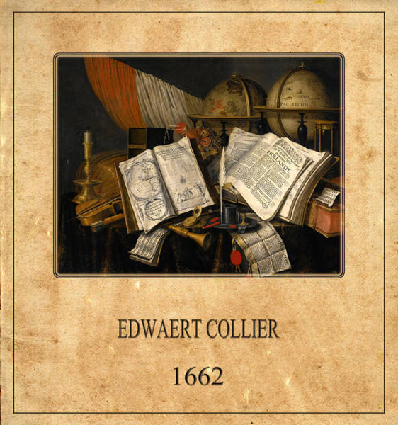 Photograph - Edwaert Collier 1 by Andrew Fare