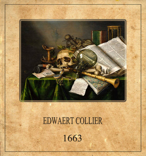 Photograph - Edwaert Collier 2 by Andrew Fare