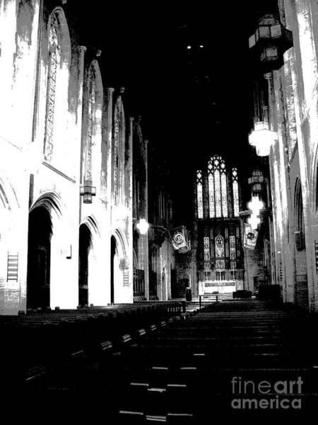 Muhlenberg Photograph - Egner Memorial Chapel Muhlenberg College by Jacqueline M Lewis