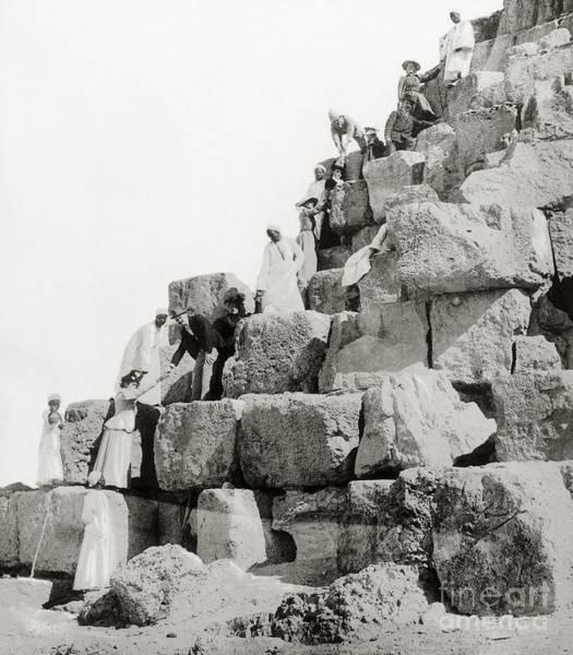 Photograph - Egypt C1890 by Granger
